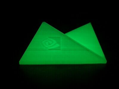$ CDN11.11 • Buy NVIDIA Shield Stand 2015 Or Pro Version 3D Printed Glow In The Dark