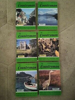 The Countryman Books Complete Year 1991 • 2.29£