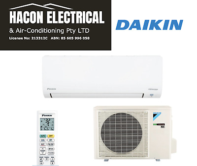 AU1559 • Buy Daikin FTXF71TVMA 7.1/8.0kW Lite Split System Air Conditioner W/5 Year Warranty