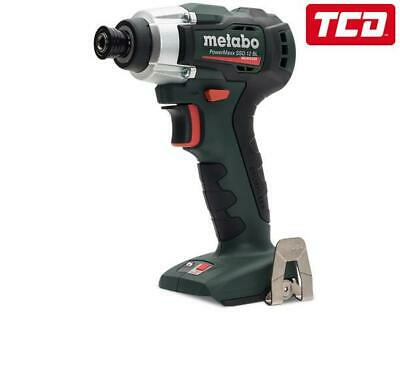 Metabo 601115890 PowerMaxx 12V SSD12BL Brushless Impact Driver (Body Only) • 99.99£