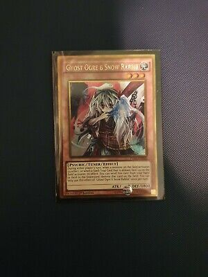 AU8 • Buy Yugioh - Ghost Ogre And Snow Rabbit - PGLD-EN052 - Gold Rare - NM