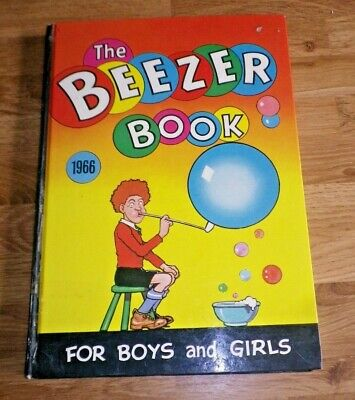 The Beezer Book Annual - 1966 - Very Good Condition • 9.99£