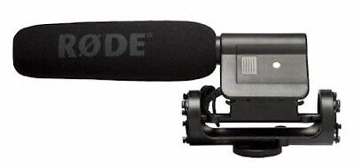 £45 • Buy Rode Videomic Directional Video Condenser Microphone With Shield (description)!