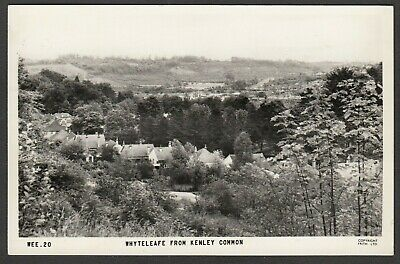 Postcard Whyteleafe Nr Croydon Surrey View From Kenley Common Posted 1972 RP • 4.99£