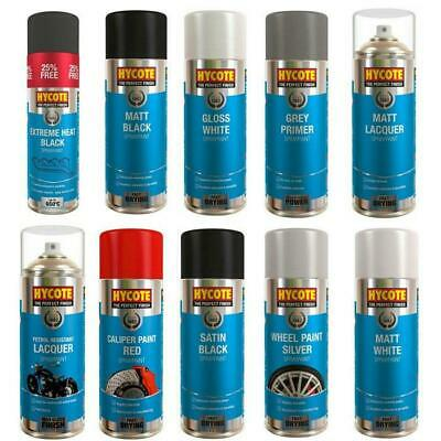 £8.99 • Buy Hycote Spray Paint Aerosol Auto Car Lacquer Primer Wood Metal Fast- Drying
