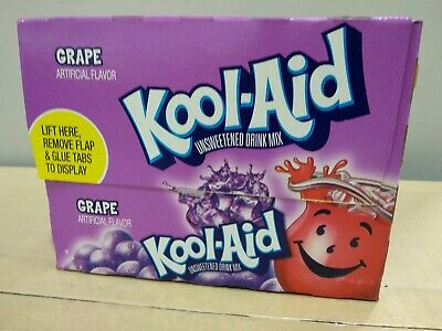 Kool Aid Grape Flavor 48 Sachets • 28.99£