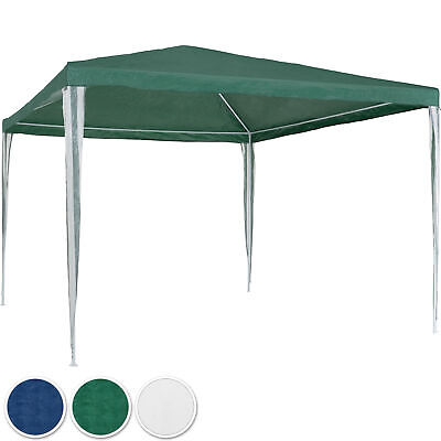 Gazebo For Garden Party Camping Festivals Beer Tent Marquee 3 X 3m New • 35.95£