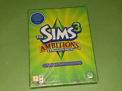 £7.95 • Buy The Sims 3 Ambitions Expansion Pack Commemorative Edition PC DVD-ROM & Mac