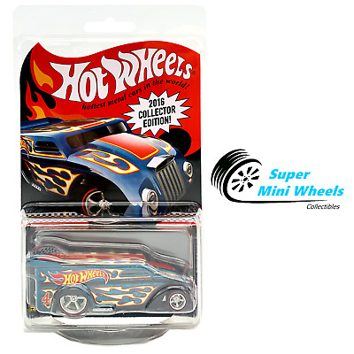 $9.98 • Buy Hot Wheels RLC Drag Dairy 2016 Collector Edition With Protector