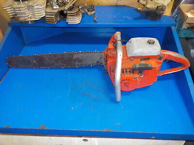 £109.11 • Buy Homelite Xl Chainsaw #50130/ #77904317,20'' Bar ,damage As Shown , Dirty Used