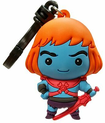 $13.99 • Buy Monogram Masters Of The Universe 3D Figural Bag Clip Faker Keychain
