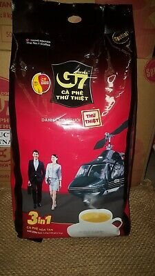 AU42 • Buy Trung Nguyen Vietnamese Instant Coffee  100 Satchels X 16g G7  3 In 1  Au Stock