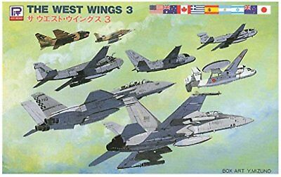 £30.48 • Buy Pit-Road Skywave Series S-13 The West Wings 3 1/700 Scale Kit Plastic Model Toy