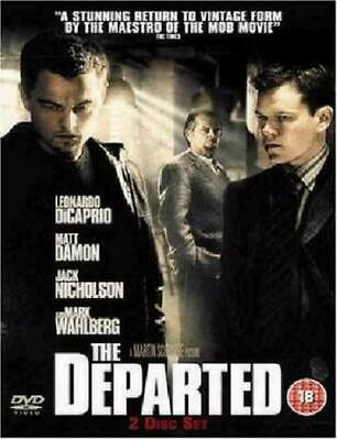 The Departed (2 Disc) • 1.75£