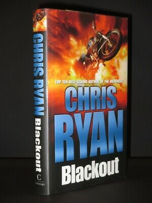 £15 • Buy CHRIS RYAN Blackout *SIGNED* 2005 1st Edition