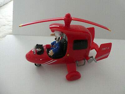 Postman Pat Musical  Large Helicopter  • 17.50£
