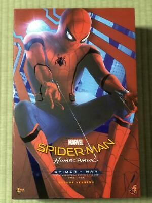 $ CDN815.08 • Buy Limited Hot Toys Spider-Man Homecoming Dx Version