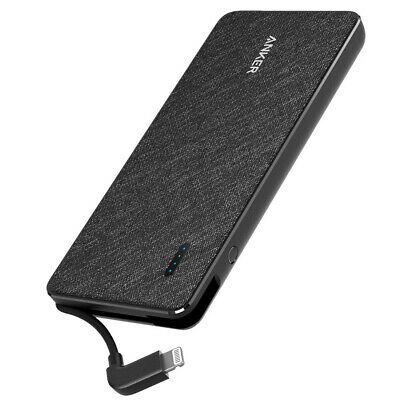 AU118 • Buy Anker PowerCore+ Metro 18W 10000mAh Power Bank With Built-in Lighting Connector