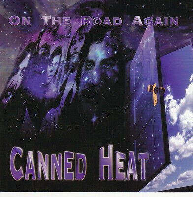 Canned Heat – On The Road Again - CD • 2.98£