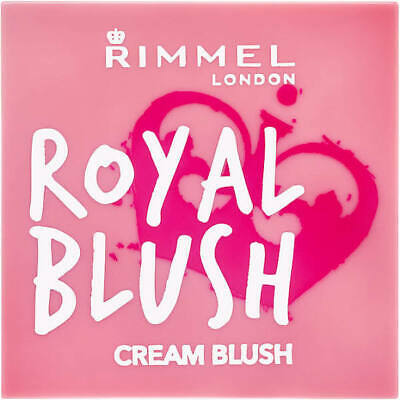 £2.35 • Buy Rimmel Royal Cream Blush 002 Majestic Pink Lowest Price How 100 Sold