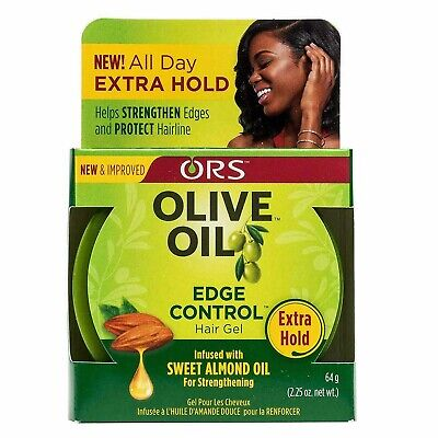 £6.99 • Buy ORS OLIVE OIL Edge Control Hair Styling Gel EXTRA HOLD