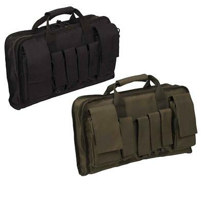 Mil-Tec Large Pistol Carry Case Padded Double Pistol Airsoft Security Range  • 26.98£
