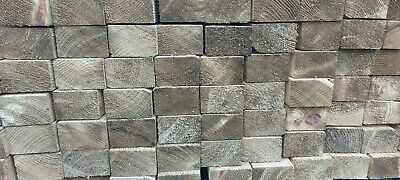 3x2 TIMBER, 47MM X 75MM TREATED TIMBER  • 6£
