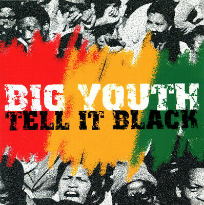 Big Youth - Tell It Black 2cd • 6.89£
