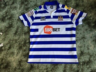Wigan Warriors Rugby Shirt (large) • 20£