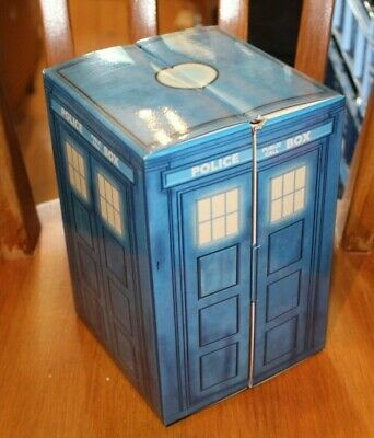 Corgi Doctor Who 40th Anniversary Die-cast Set -boxed With White Sleeve- • 29.99£