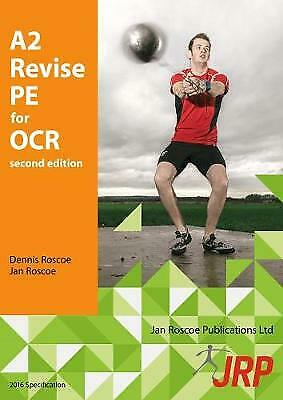 £16.97 • Buy A2 Revise PE For OCR, Roscoe, Jan,  Paperback