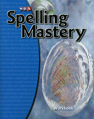AU20.80 • Buy Spelling Mastery Level C, Student Workbook, McGraw Hill, N/A,  Paperback