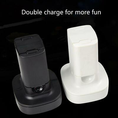 Dual Charger Charging Dock Station Rechargeable Battery For X-box 360 Gamepad • 10.70£