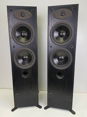 AU451.25 • Buy Yamaha Ns-4se Floor Standing Home Theatre Speakers Front Tower Stereo Hifi
