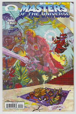 $5.99 • Buy Masters Of The Universe, Image Issue #2B (Variant Cover) 2003, 1st Printing, NM-