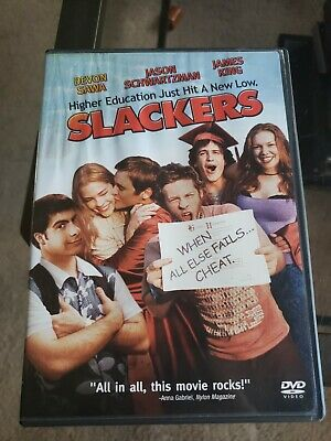 Slackers - DVD By Jason Schwartzmann,James King,Devon Sawa  • 3.43£