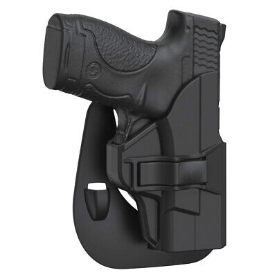 $22.90 • Buy Holster For S&W M&P Shield 9mm/ .40 Smith And Wesson MP Holder Paddle Case Right