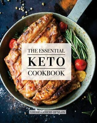 $4.09 • Buy The Essential Keto Cookbook: 105 Low-Carb Beginner-Friendly Recipes With Meal...