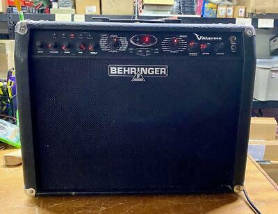 $ CDN229.41 • Buy Behringer Lx112 V-Ampire Vampire Guitar Combo Amp FOR PARTS OR REPAIR