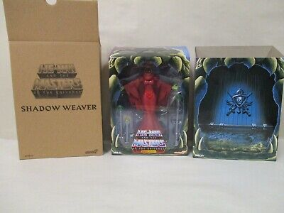 $39.95 • Buy Motu Classics Masters Of The Universe Super7 Filmation Wave 4 Shadow Weaver New