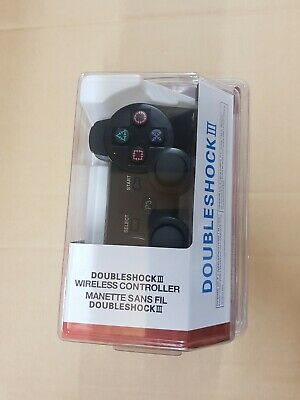 PLAYSTATION 3 Dualshock Wireless Controller PS3 New  • 14.95£