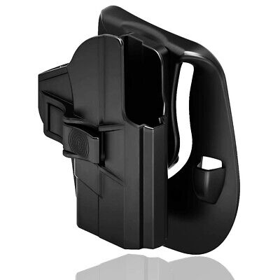 $21.90 • Buy Tactical Holster Fits S&W M&P Shield 9mm/ .40 Smith And Wesson MP 3.1  Paddle