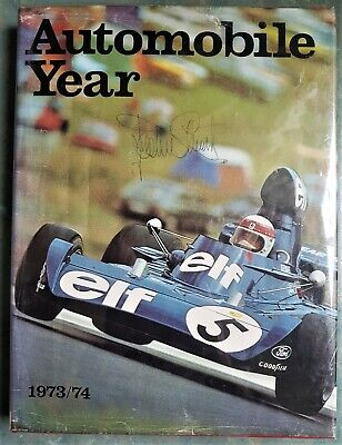AU79 • Buy Automobile Year Book - Choice Of Seven Issues - FREE POST