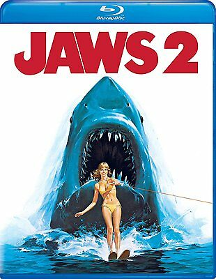 JAWS 2   - BLU RAY - Region Free • 13.99£