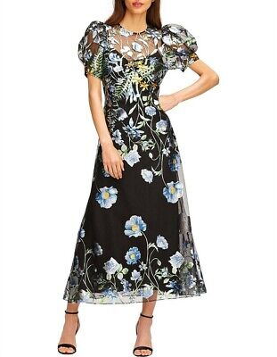 AU199.97 • Buy Alice McCall Womens Dress Some Kind Of Beautiful Midi Slip Floral NEW Size AU 6