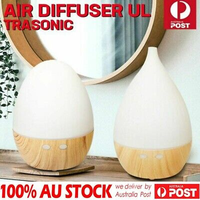 AU16.99 • Buy Aromatherapy Aroma Diffuser Air Purifier Ultrasonic Led Essential Oil Humidifier