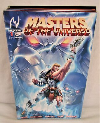 $34.99 • Buy Masters Of The Universe #1-8 Complete Lot Full Run MVCreations He-Man Vol 3 2004