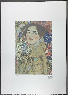 $ CDN223.51 • Buy GUSTAV KLIMT * 50 X 70 Cm * Signed Lithograph * Limited # 75/200