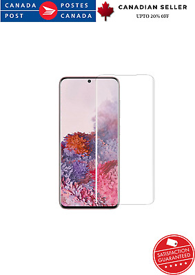 $ CDN8.99 • Buy For Samsung Galaxy S10 S8 S9 + Plus S10e Premium Tempered Glass Screen Protector