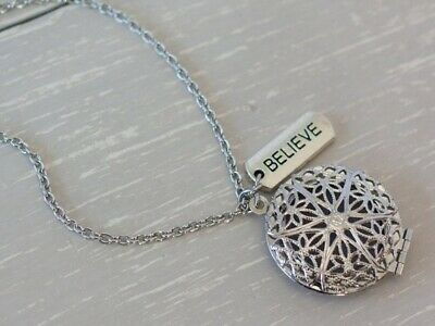 AU3.19 • Buy Essential Oil Diffuser Necklace,Aromatherapy Jewelry, Oil Diffuser Locket